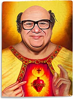Danny Devito Baby Blanket Soft & Ultra Comfort Blanket for Newborn Baby Receiving Blankets 30 x 40 Inches
