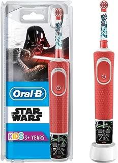 Oral B 80324478 Oral-B Cocuklar İcin Şarj Edilebilir Diş Fırcası D100 Star Wars Ozel Seri