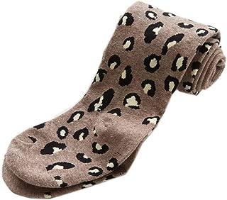 XueXian Toddler Baby Girls Stocking Leggings Tights Kids Leopard Pattern Stockings