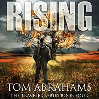 Rising audiobook cover art