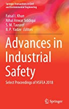 Advances in Industrial Safety: Select Proceedings of HSFEA 2018