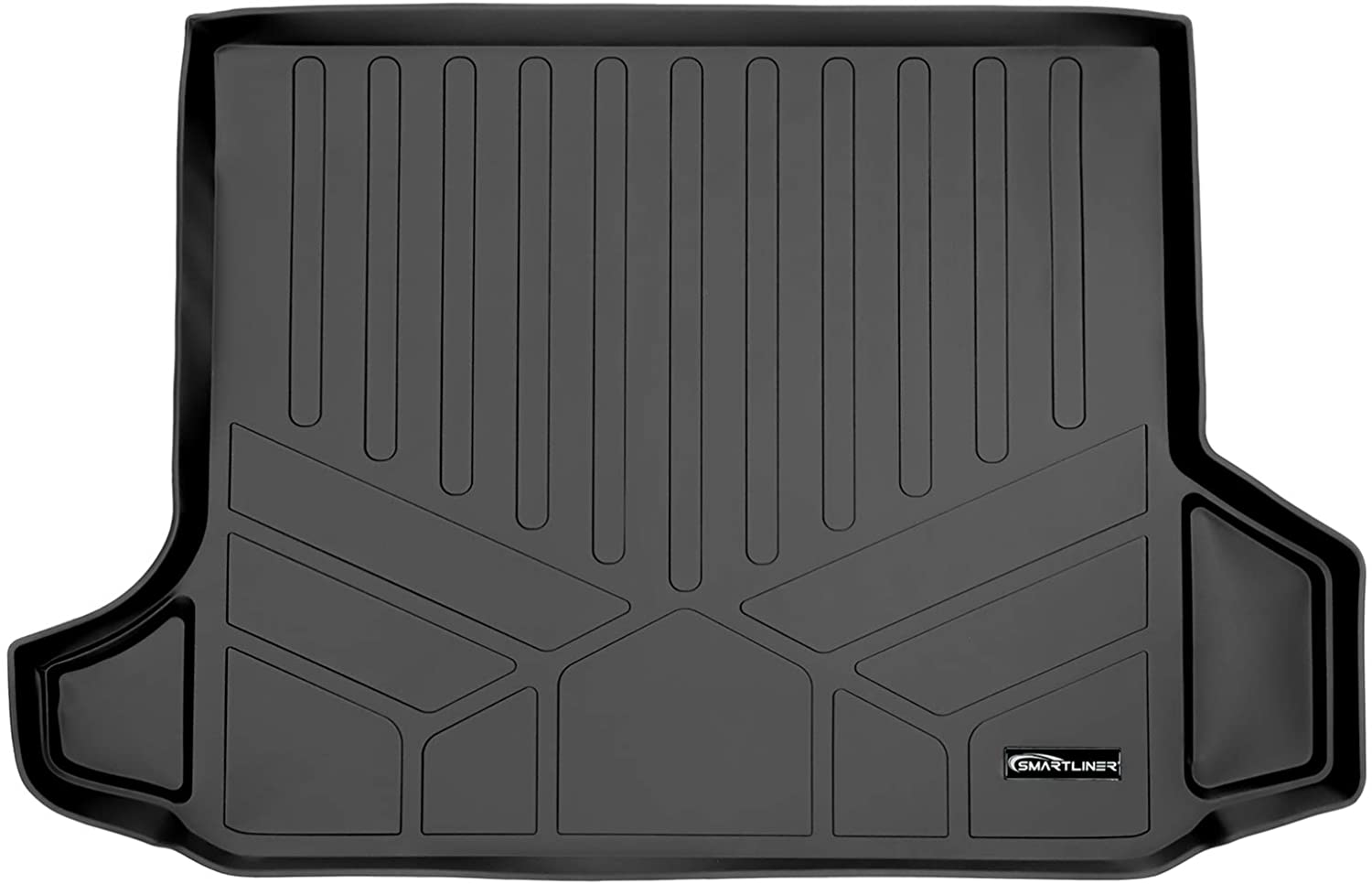 SMARTLINER All Weather 2021 spring and summer new Custom Fit Cargo Bl shopping Trunk Mat Floor Liner
