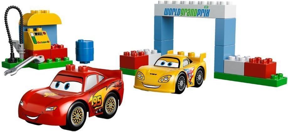 Lego Duplo Cars - Race San Ranking TOP3 Jose Mall Day 6133
