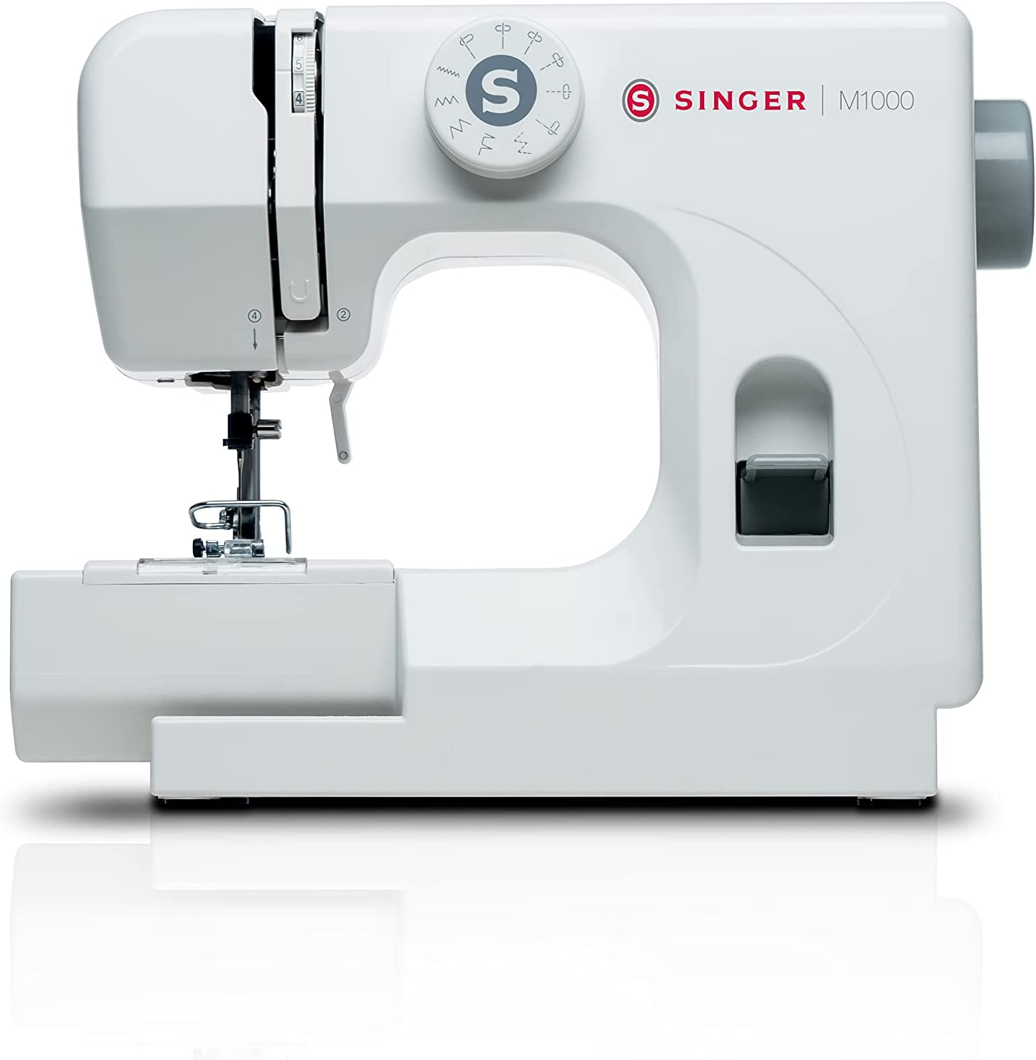 SINGER M1000 Mending Machine Sewing Sales of SALE items from new works White Challenge the lowest price