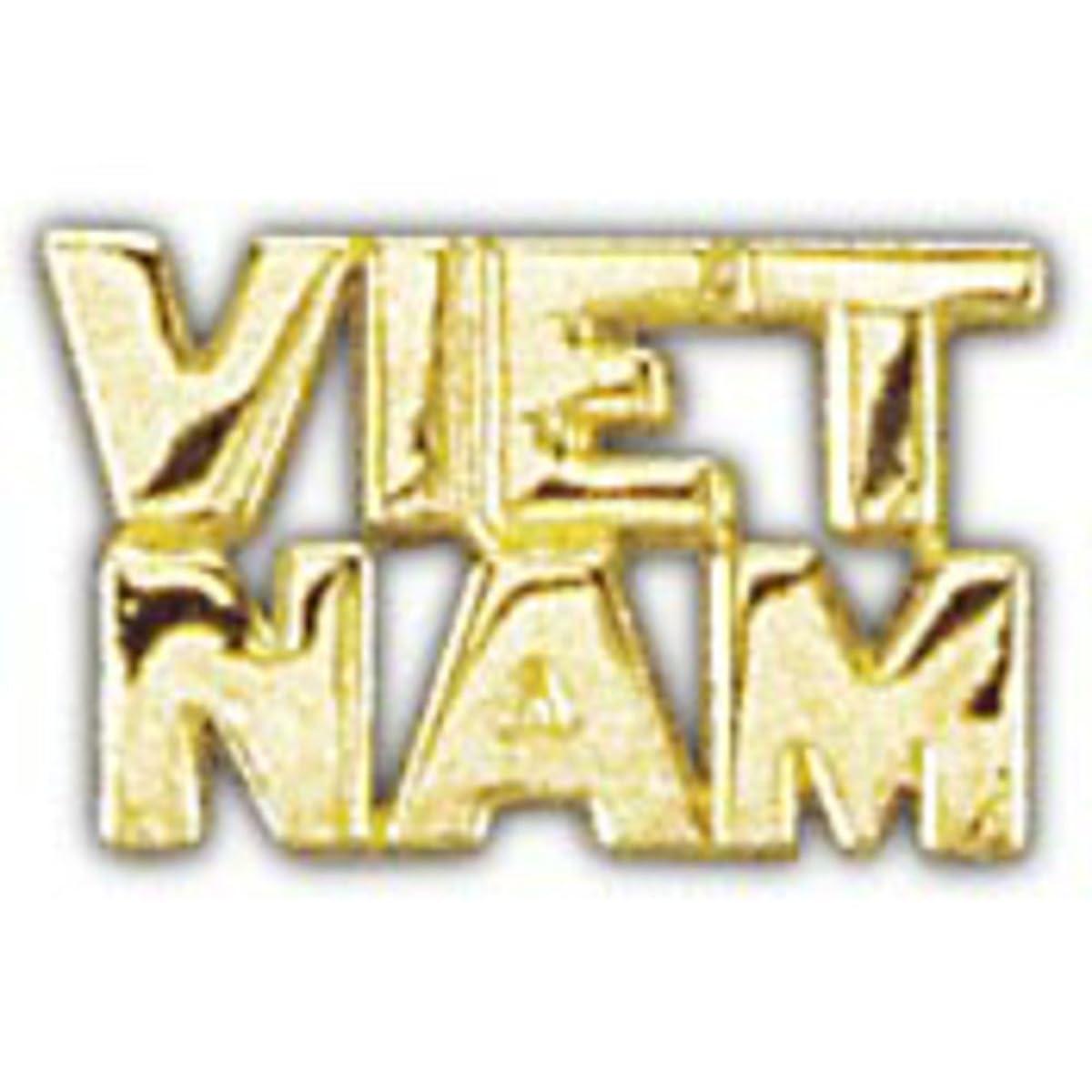 EagleEmblems P14997 Pin-Viet,SCR,Viet.NAM (1'')