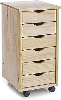 Amazon.es: cajoneras escritorio madera