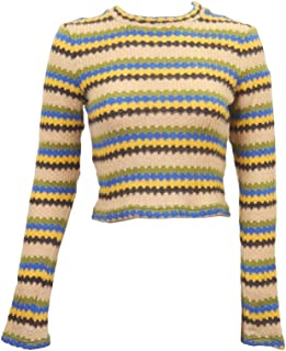 Jovonna London Knit Stripe Top