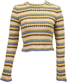 Jovonna London Knit Stripe Top