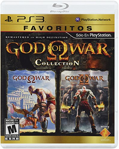 God of War Collection - PlayStation 3