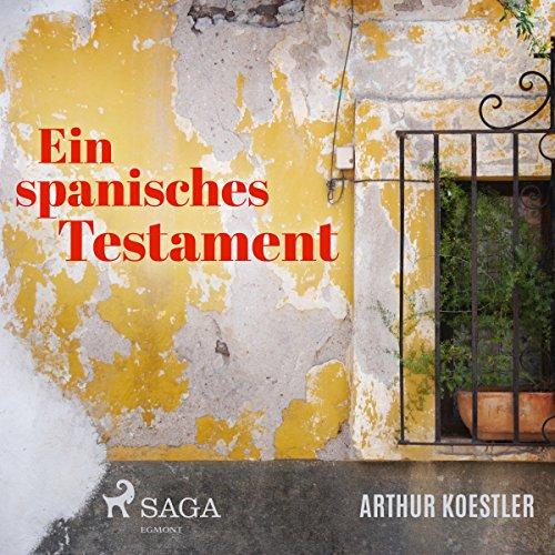 Ein spanisches Testament audiobook cover art