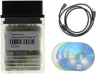 Tactrix Openport 2.0 ECUFLASH Diagnostic Cable for Toyota for Jaguar for Landrover Diagnose Auto Diagnostic Scanner