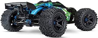 Traxxas E-REVO 2.0 VXL GREEN RTR 4WD Monster Truck