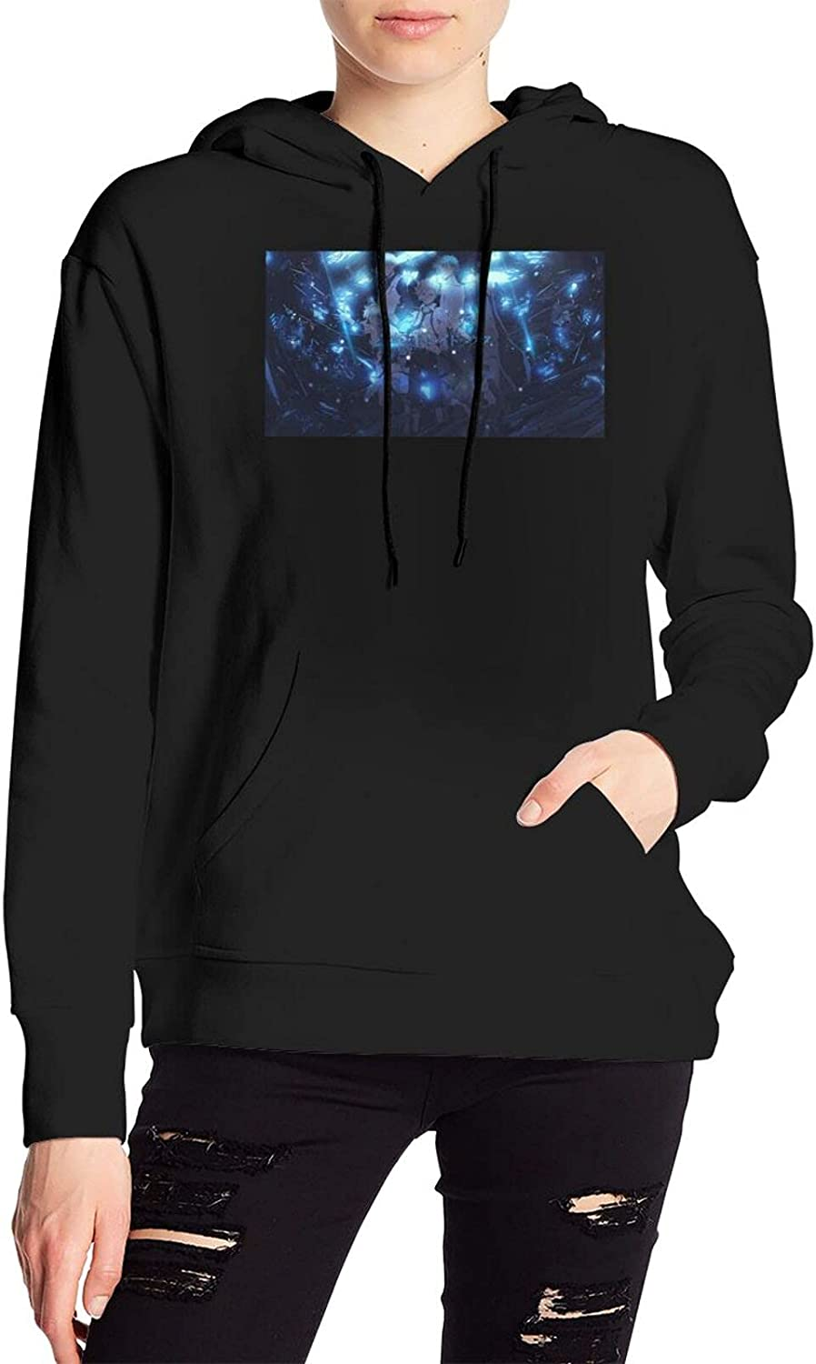 Bungo Stray Dogs Sweater Graphic Hoody With Pocket For Men Women