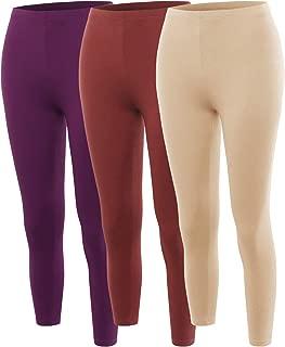 capri leggings off white