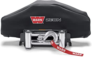 Warn 91415 Zeon Neoprene Cover, Fits: 8, 8, 10-S, 12 Winches