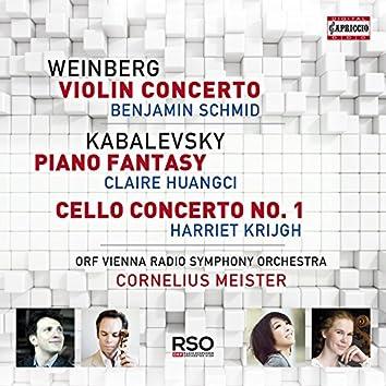 Russian Concertos