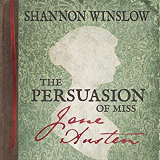 The Persuasion of Miss Jane Austen Titelbild