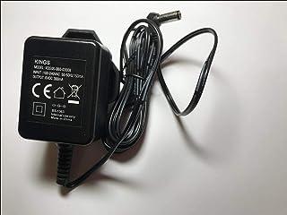 6 V 300mA schakelende voeding oplader 4 Doro PhoneEasy 100 W Duo draadloze telefoon