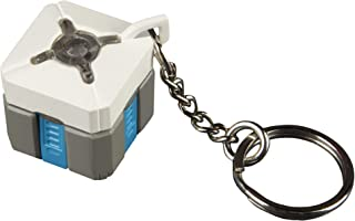 Amazon.com: JINX Overwatch Loot Box Key Chain (1 inch square ...
