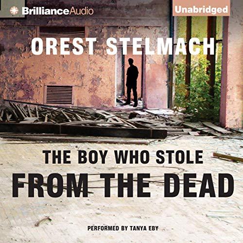 The Boy Who Stole from the Dead Titelbild