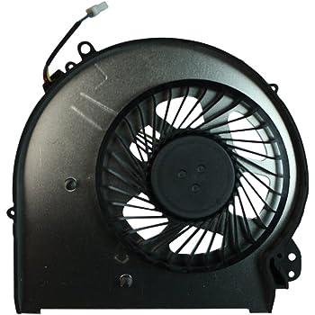 3CTOP Ventilador de refrigeraci/ón para CPU para HP OMEN 15-AX 15-AX030TX TPN-Q173 858970-001