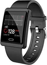 maxtop Smart Watch for Android Phones – iOS Phones, Full Screen Large Size Metal..