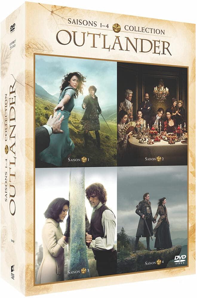 Outlander - Saisons 1, 2, 3, 4 [Francia]