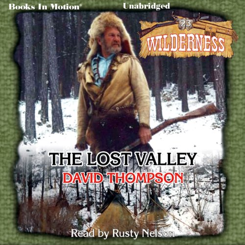 The Lost Valley cover art