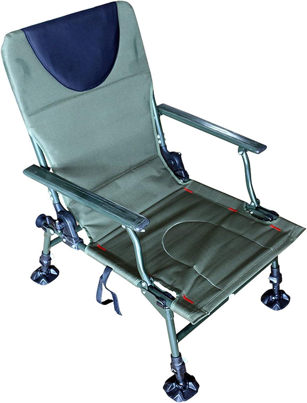 YICHEN European Style famous Fishing Reclining Chair Seat Foldi New item
