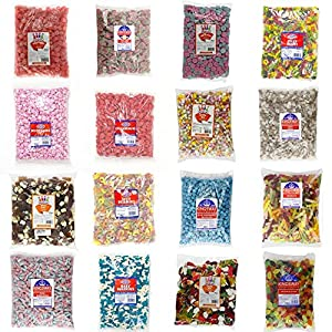 kingsway candy sweets - over 300 different sweets & weights to choose from (fizzy bubble bottles, 500g) Kingsway Candy Sweets – Over 300 Different Sweets & Weights to Choose from (Fizzy Bubble Bottles, 500g) 611yxRnO7TL