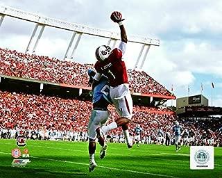 Alshon Jeffery South Carolina Gamecocks NCAA Action Photo (Size: 8