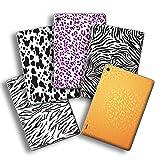 atFoliX Pelle di Disegno Compatibile con Acer Iconia A1-810, Scegli Il Tuo Design Preferito, Design Skin (Animali)