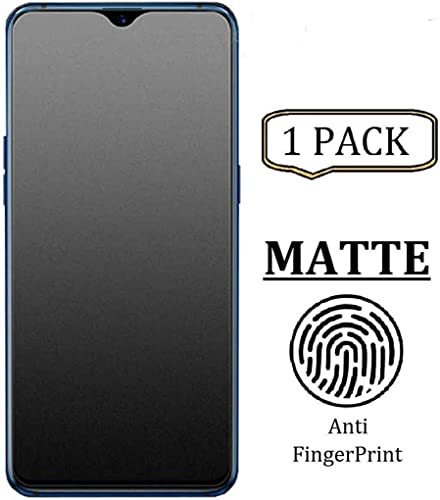 Rexez Samsung Galaxy A31 Anti Fingerprint Scratch Shock Resistant Matte Hammer Proof Impossible Film Screen Protector Tempered Glass OR Screenguard Designed For Samsung Galaxy A31 By Rexez