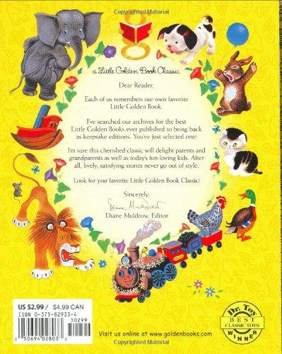 Baby Animals (Little Golden Book)