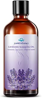 Lavender Essential Oils Body Massage Oil for Aromatherapy Relaxing Massage Losing Weight Slimming Oil
