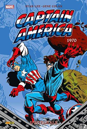 Captain America: L'intégrale 1970 (T04)
