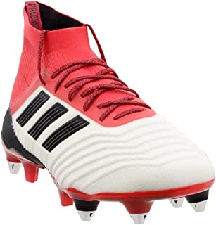 Mens Predator 18.1 Soft Ground Soccer Athletic Cleats,