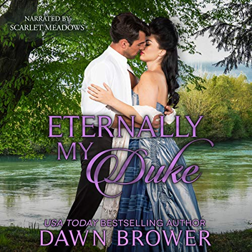 Eternally My Duke audiobook cover art