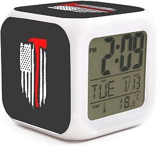 Best firefighter alarm clock Reviews