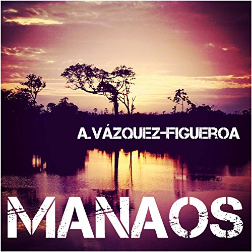 Manaos audiobook cover art