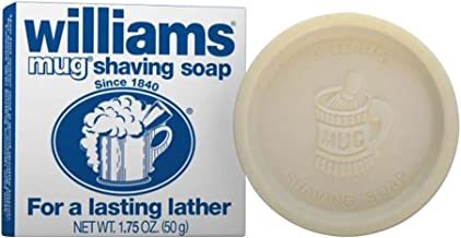 Williams Mug Shaving Soap - 1.75 Oz (Pack of 24)