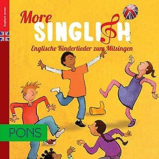 PONS More Singlish. Englische Kinderlieder  Titelbild