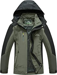 mens jacket hood
