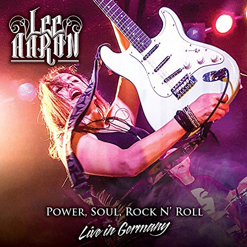 Power,Soul,Rock N'Roll-Live in Germany