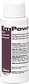 Metrex MET 10-4102 Empower Dual Enzymatic Detergent, 2 OZ (Pack of 48)