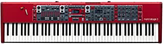 Nord Stage 3 88-Key Digital Piano with Fully Weighted Hammer