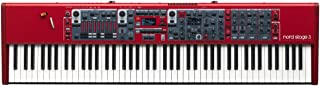 Nord USA Nord 3 88-Key Digital Stage Piano with Full Weighted Hammer Action Keybed (AMS-NSTAGE3-88)