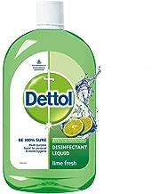 Dettol Disinfectant Cleaner for Home - Lime Fresh, 500 ml