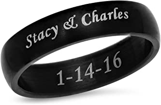 1 year anniversary ring