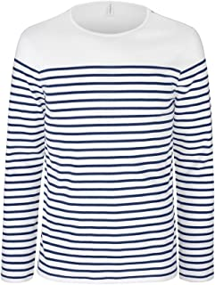vente chaude en ligne 8e08a ff64a Amazon.fr : marinière - T-shirts, polos et chemises / Homme ...